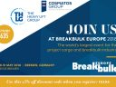 Join us at Breakbulk Europe 2018