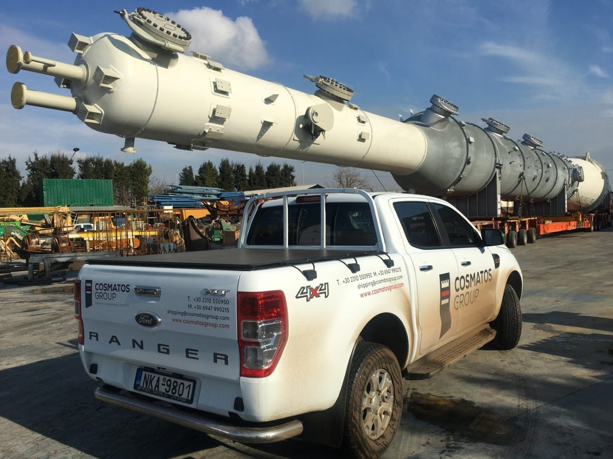 Refinery equipment to Azerbaijan