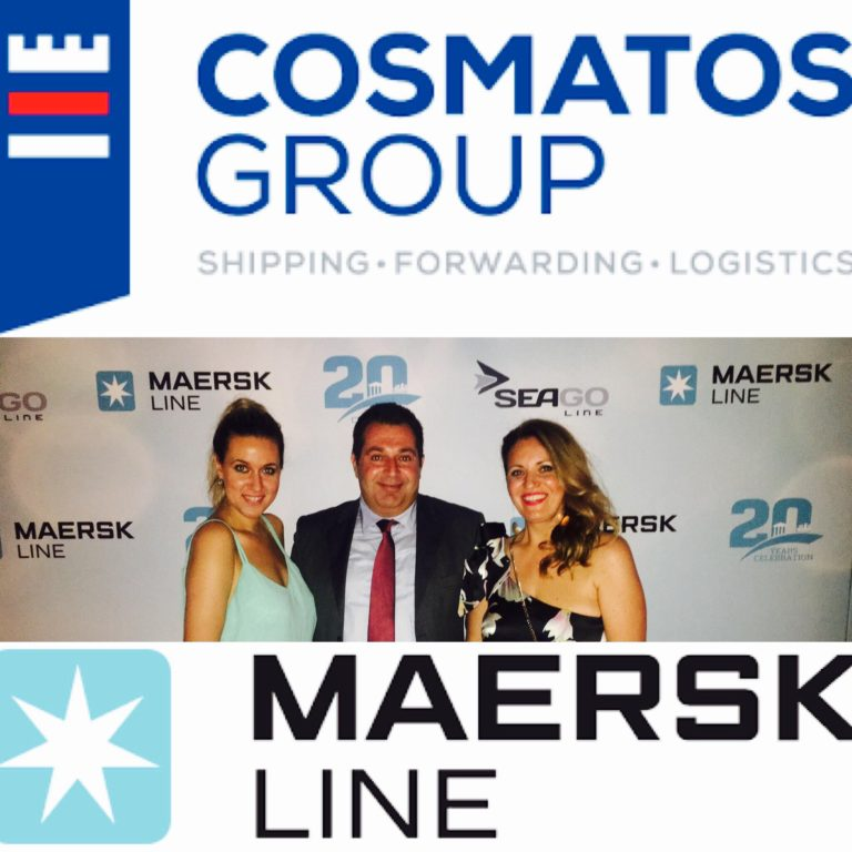Maersk celebrating 20 years of presence in Greece